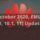 October 2020 EMUI Update Tracker