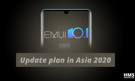Update plan in Asia 2020